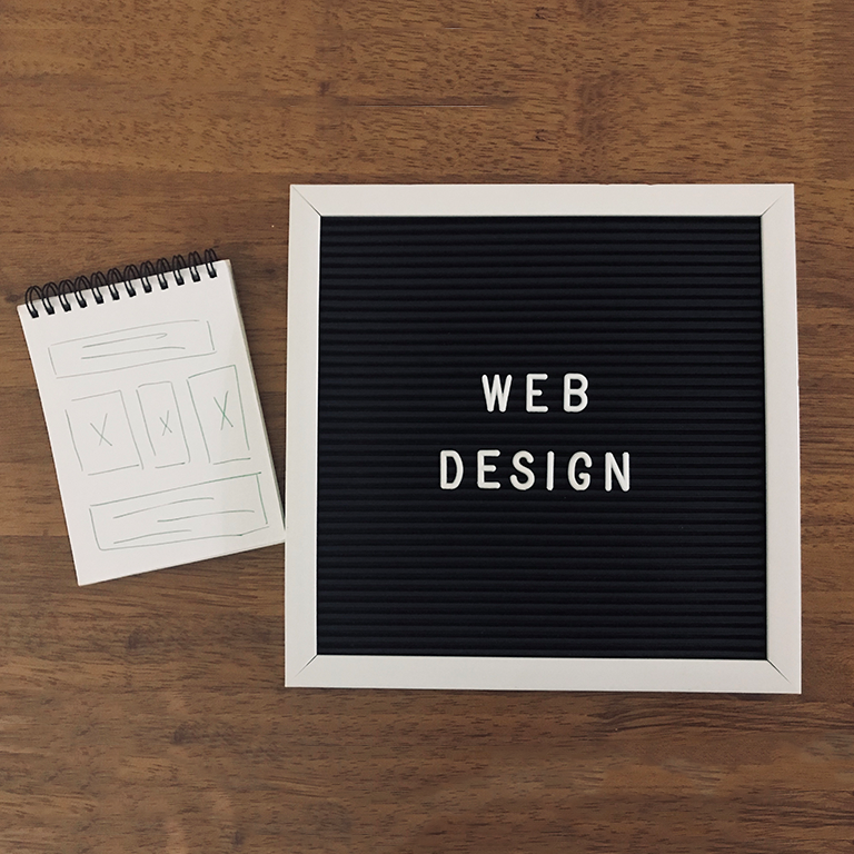 MDM Home Web Design